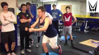 Progressing the Skater Squat