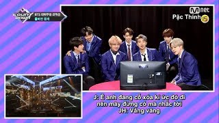 [Vietsub][Full Ver] BTS (방탄소년단) - Debut Stage Reaction M COUNTDOWN