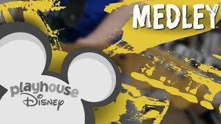 20 Playhouse Disney/Disney Junior Theme Songs in 3 Minutes