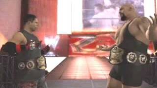 Shomiz (Real Theme Edit) Entrance (SmackDown Vs RAW 2010) (X Box 360)
