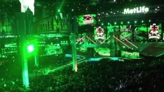 Wrestlemania 29 - Triple H entrance
