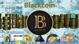 Faucet Blackcoin pagando até 100000 satoshi a cada 15min.