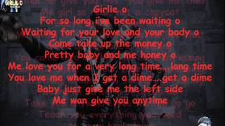 Patoranking feat Tiwa Savage - Girlie'O Remix [Lyrics - Paroles]