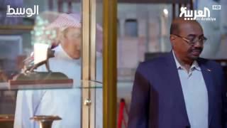 البشير: حلايب سودانية... والمخابرات المصرية تدعم معارضين سودانيين