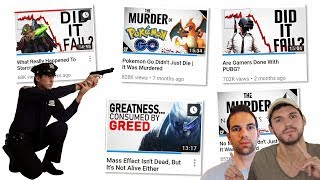 Arrest These Channels - Cleanprincegaming, Downward Thrust