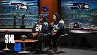 Super Bowl Shut Down Cold Open -Saturday Night Live