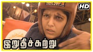 Irudhi Suttru Latest Tamil Movie   Ritika Singh Scenes   Vol 3   R Madhavan   Nasser   Radha Ravi