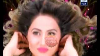 Hina Khan looks stunning in promo shoot of Star Parivaar