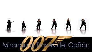 James Bond Gunbarrel Compilation (1962 - 2015) by CASM