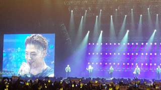 20151024 Big Bang MADE Tour in Macau - Taeyang 月亮代表我的心