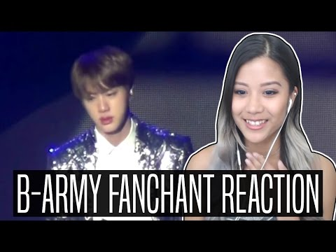 B-ARMY FANCHANT REACTION (Brazil The Wings Tour Solos [Part 2] + ARMY 2!3!)