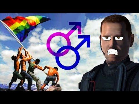 THE GAY POLICE - Manhunter Gameplay Part 3