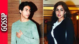 Sara Ali Khan Debut With Aryan Khan - Bollywood Gossip 2016