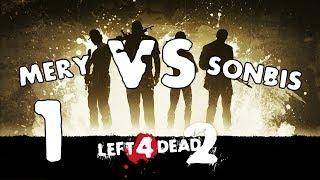 Left 4 Dead 2 - Mery contra los sonbis #1