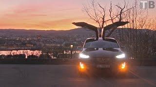 Model Xmas show by Optimus Prime