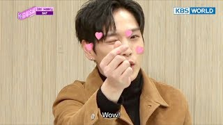 Today's GUEST : B.A.P / MOMOLAND [KBS World Idol Show K-RUSH2 2017.12.29]