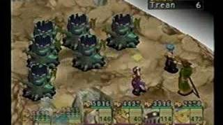 Breath of Fire IV - Treans KO in 2 turns