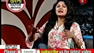 Bangladeshi hot model actress Sexy Mousumi Hamid  interview