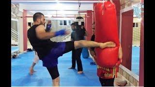 Muay Thai Dövüşçülerini Ziyarete Gittik!