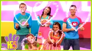 Hi-5 Songs | LOVE & More Kids Songs - Hi-5 Season 13 Songs
