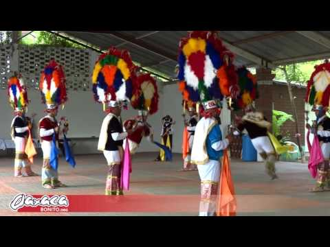 Danza de la Pluma Villa de Zaachila Huele a Guelaguetza 2016