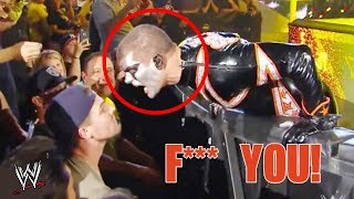 Wrestlers Getting Angry Funny Compilation! (WWE Superstars Mad & Fight For Real)