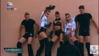 Supermodels by Catalin Botezatu! Modelele au pozat pe picioroange imense! Episodul 12, COMPLET HD