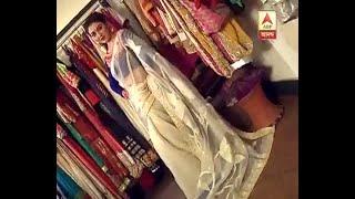 Special Durga Pujo outfit of Actress Joya Ahsan : Watch