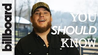 You Should Know: Luke Combs | Billboard
