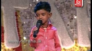Little Star Season 05 - Amantha Sathsara | 30-12-2012