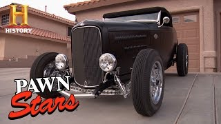 Pawn Stars: 1932 Ford Roaster | History
