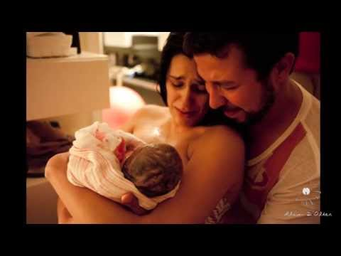 Parto domiciliar nascimento Luiza Home birth of baby Luiza 30 jul 2012 English subtitles
