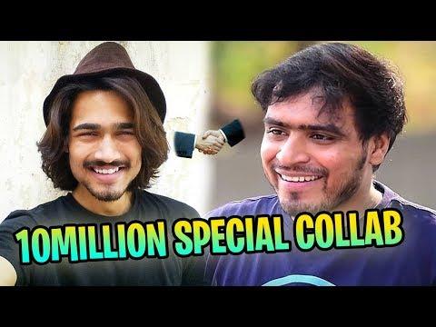 Xxx Mp4 Amit Bhadana BB Ki Vines 10 Million Special Collab 3gp Sex
