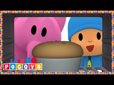 Let s Go Pocoyo Cooking With Elly Episode 21 in HD