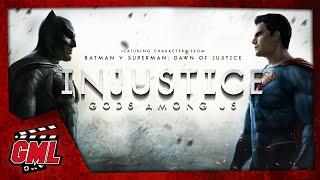 INJUSTICE - FILM COMPLET FRANCAIS - Batman v Superman