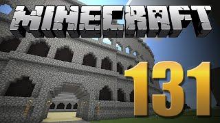 De volta ao Coliseu! - Minecraft Em busca da casa automática #131.