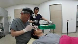 Injection of Asians 4 Coverage Points Technique VR1