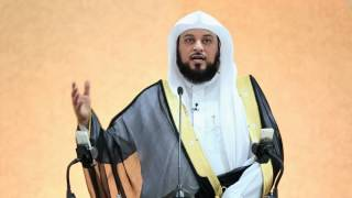 خطبة وبنين شهودا | د. محمد العريفي