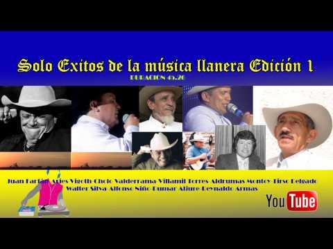 Música llanera Solo éxitos Edicion 1.