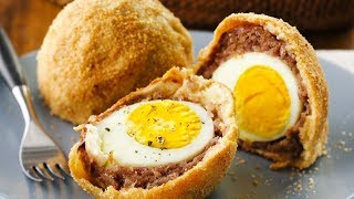 10 Easy Egg Recipes - Quick