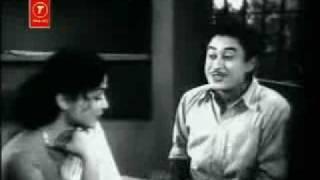 Munna Bada Pyara - Musafir 1957, Kishore Kumar.flv