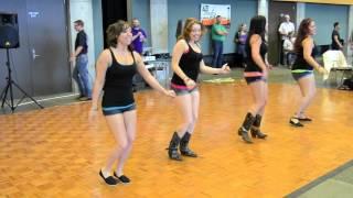 "Line Dance ""Bad Girl"" - Seattle Pride Fest"