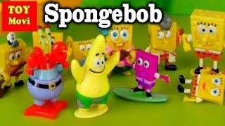 """Spongebob Schwammkopf ganze Folgen Deutsch Spielzeug Film """"Spongebob im Spielplatz"""""""