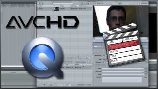 Import AVCHD Video As A QuickTime File [Final Cut Pro 7]