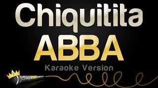 ABBA - Chiquitita (Karaoke Version)
