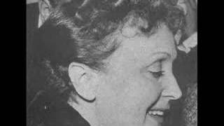 Edith Piaf L'Hymne à l'amour