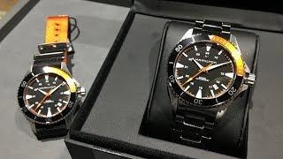 Hamilton Khaki Navy Scuba   Review   H82305131    Olfert&Co