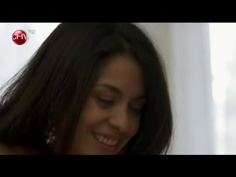 Vanessa Monteiro en capítulo Sin Pelos Infieles Chilevisión