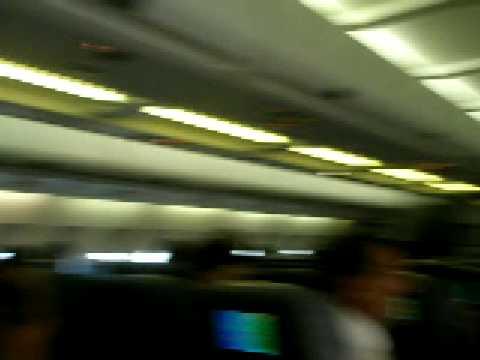 Landing in Lisbon TAP portugal