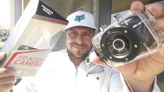 Sharper Image HD 720P Action Waterproof Camera - Full review
